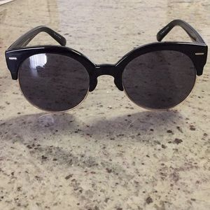 Urban Outfitters oversized sunglasses